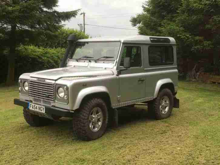 2004 land rover defender 90 td5 car for sale. Black Bedroom Furniture Sets. Home Design Ideas
