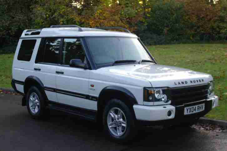 "2004 Land Rover Discovery II Td5.. Limited Edition ""Classic Country"" Model.."