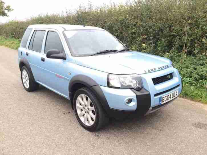2004 Land Rover Freelander 2.0 Td4 Sport Station Wagon 5dr
