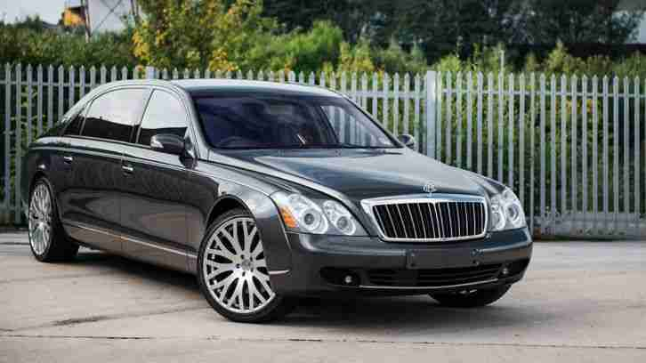 MAYBACH 62. Other car from United Kingdom