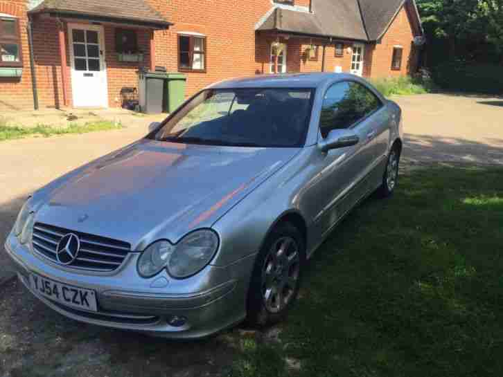 2004 mercedes clk 270 cdi avantgarde car for sale. Black Bedroom Furniture Sets. Home Design Ideas