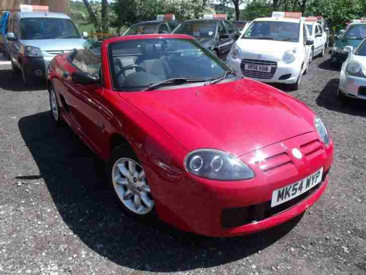 2004 TF 1.6 115 16v 2dr 2 door Sports