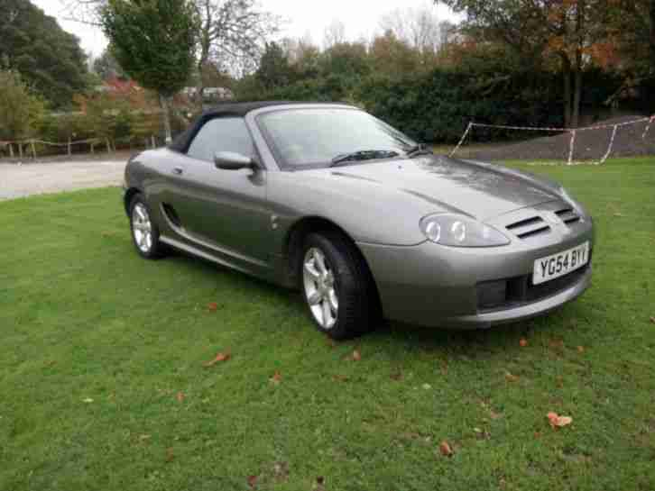 2004 MG TF 1.8 CABRIOLET