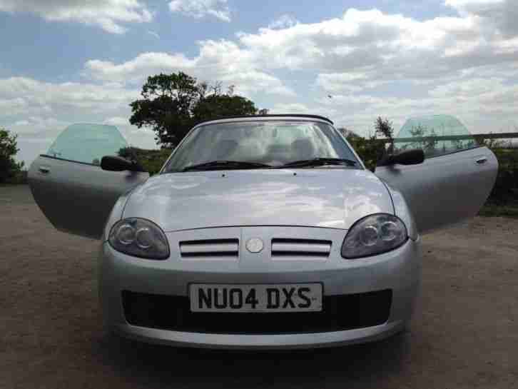 2004 TF SILVER, FULL SERVICE HISTORY AND