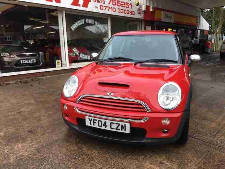 mini 2004 hatch 1 6 cooper s 3dr car for sale. Black Bedroom Furniture Sets. Home Design Ideas