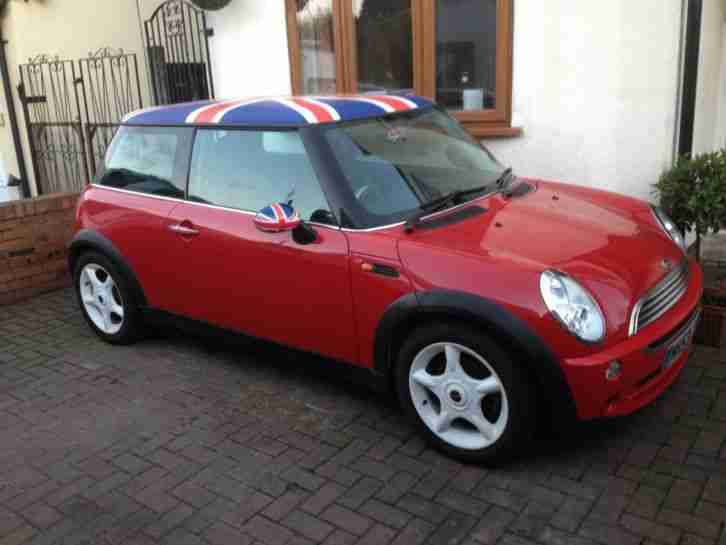 2004 COOPER RED