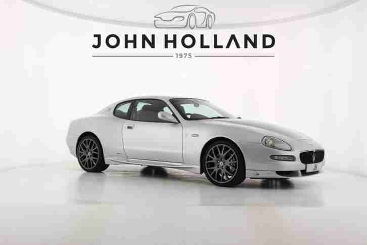 2004 Maserati Gransport V8 2dr Auto, 19 Inch Alloys, Electric Front Seats, Rear