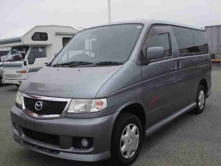 Mazda Bongo. Mazda car from United Kingdom