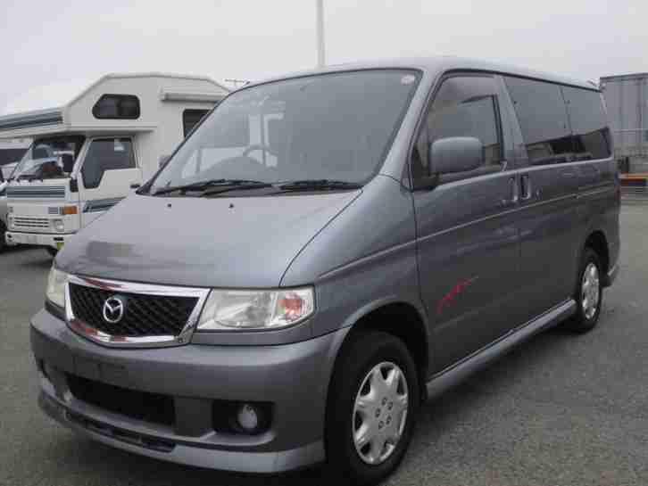 Mazda 2004 Bongo 2.0 petrol auto, 8 seater low miles. car for sale