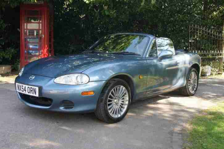 2004 MX 5 1.8 Arctic Limited Edition
