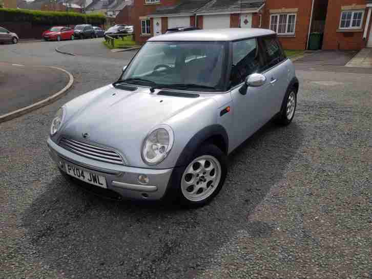 2004 Mini Mini 1.6 ( Salt ) One