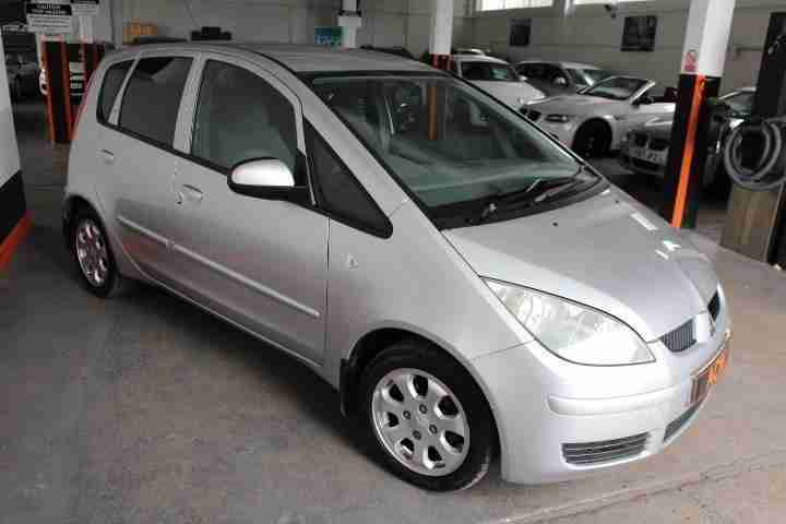 2004 Mitsubishi Colt 1.1 Equippe 5dr