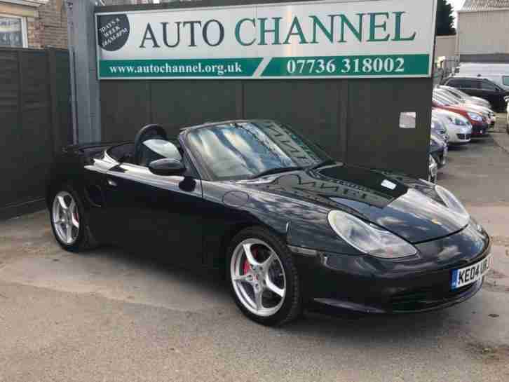 2004 Boxster 3.2 986 S 2dr
