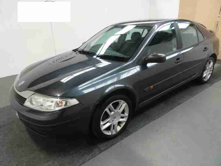 2004 renault laguna extreme dci 120bhp 1 9 six speed car for sale. Black Bedroom Furniture Sets. Home Design Ideas