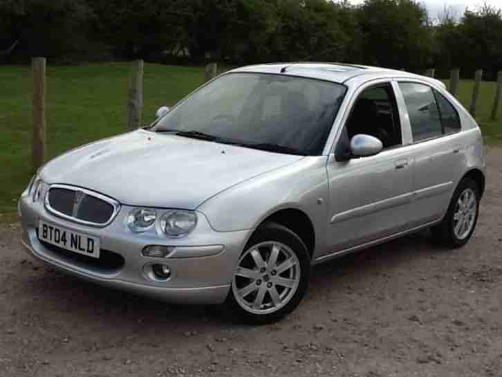 rover 2004 25 1 4 se 5door only 60075 miles full service history car for sale. Black Bedroom Furniture Sets. Home Design Ideas
