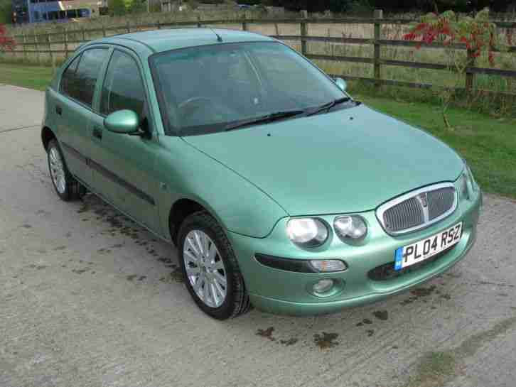 2004 rover 25 impression s3 td green car for sale. Black Bedroom Furniture Sets. Home Design Ideas
