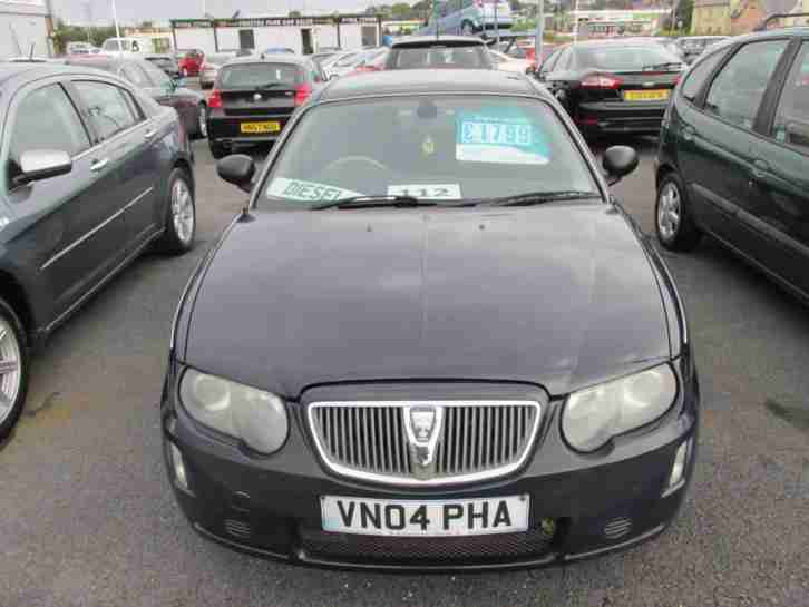 2004 ROVER 75 2.0 CDT Classic