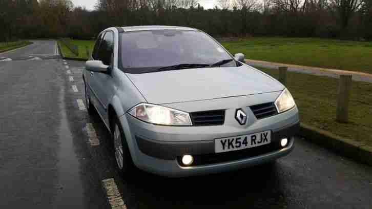 2004 Renault Megane Dynamique 16v Full Panoramic Glass Roof
