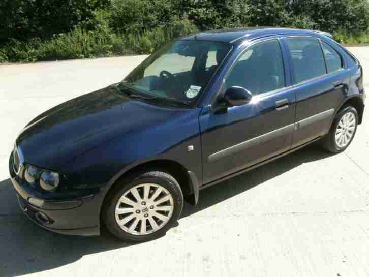 2004 Rover 25 1.4 Impression S3 59,000 miles 1 previous owner full history