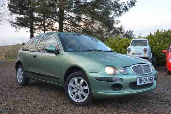 2004 Rover 25 Impression 9,584 Miles from new!