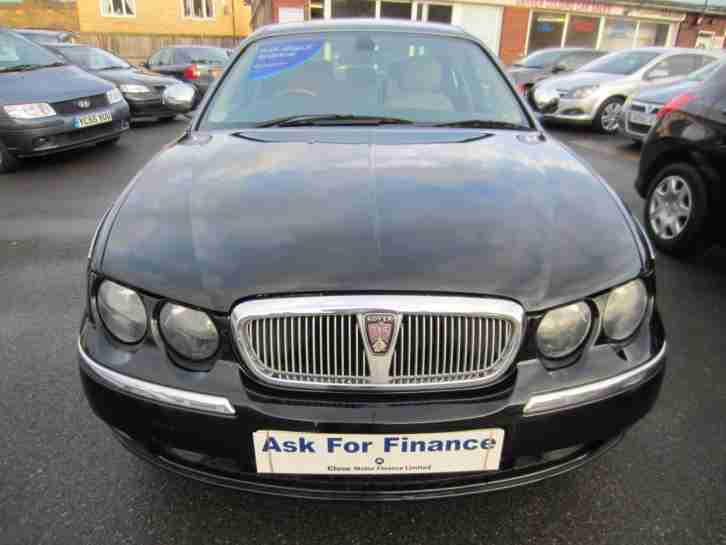 2004 Rover 75 2.0 CDTi (130) Connoisseur 'SE' Turbo Diesel**Full MOT**2 x Keys**