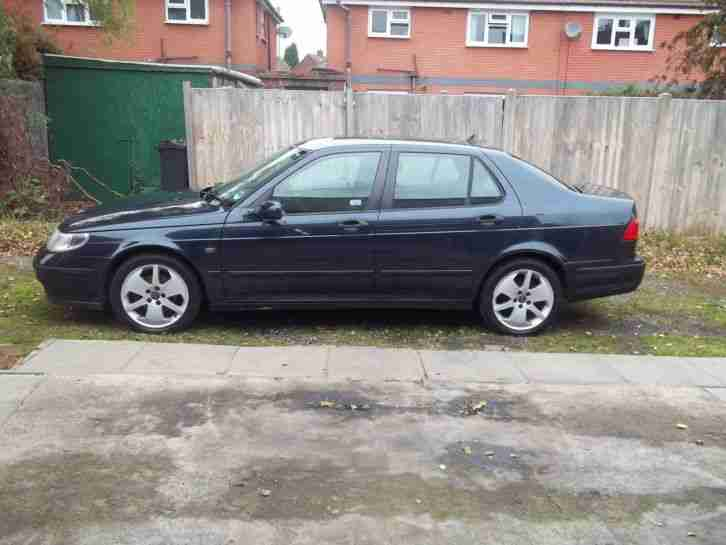 2004 SAAB 9-5 VECTOR BLUE 2.0L PETROL MANUAL