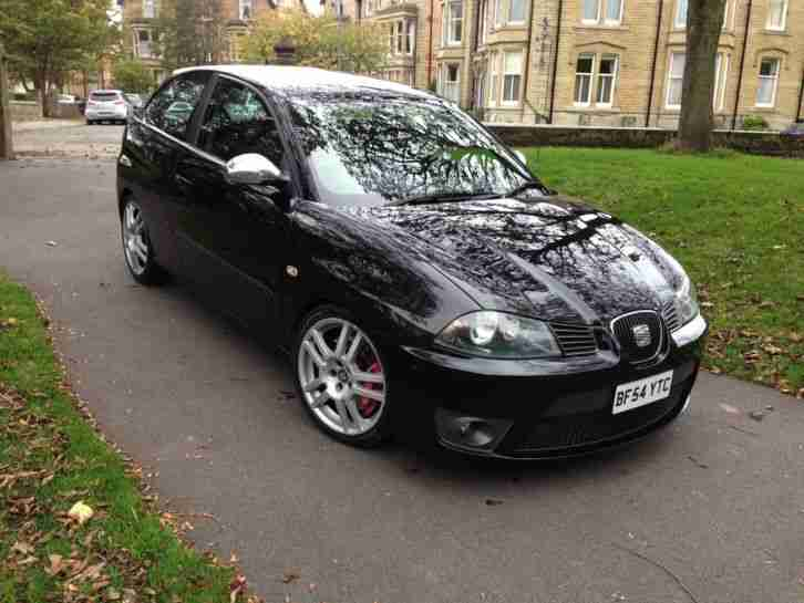 seat 2004 ibiza cupra tdi 160 fantastic runner economical cheapest. Black Bedroom Furniture Sets. Home Design Ideas