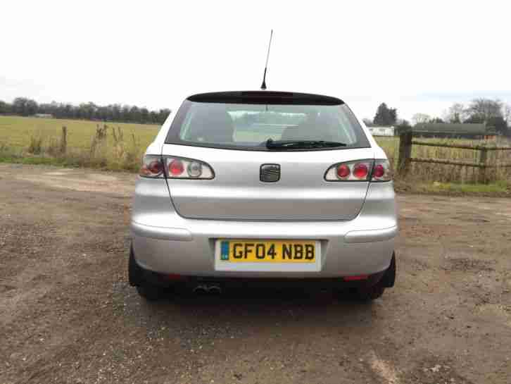 2004 SEAT IBIZA FR T 150*REMAPPED*FAST CAR*