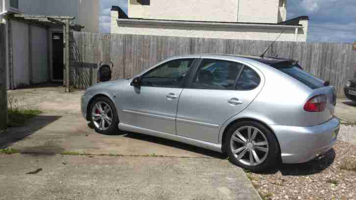 Seat 2004 LEON FR TDI 200BHP 6 SPEED not cupra r etc. car ...