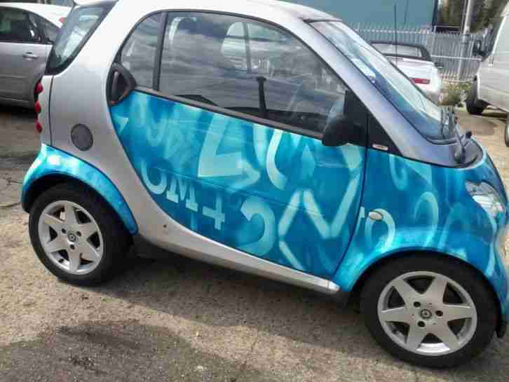2004 SMART CAR CITY PULSE 61 SEMI-AUTO SILVER