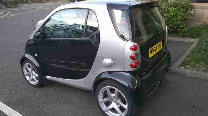 smart 2005 forfour passion cdi 95 silver car for sale. Black Bedroom Furniture Sets. Home Design Ideas