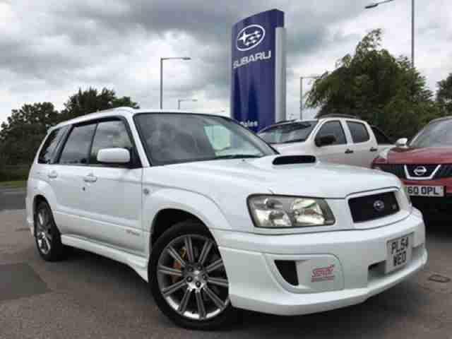 Subaru 2004 Forester Sti Jdm Model Car For Sale