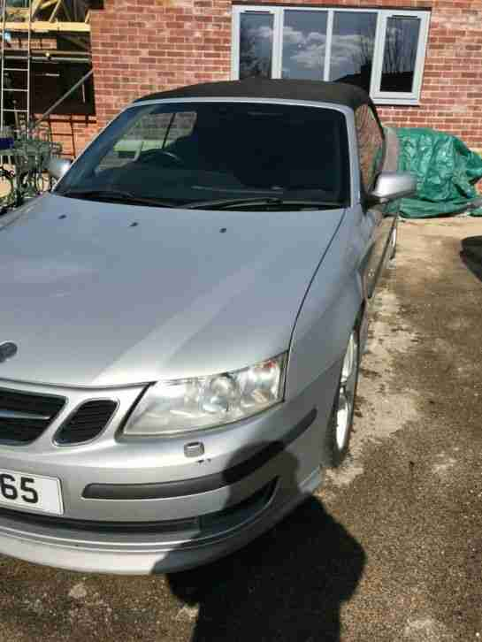 2004 Saab 93 AERO SUPER RARE electric seat with memory convertible Spares