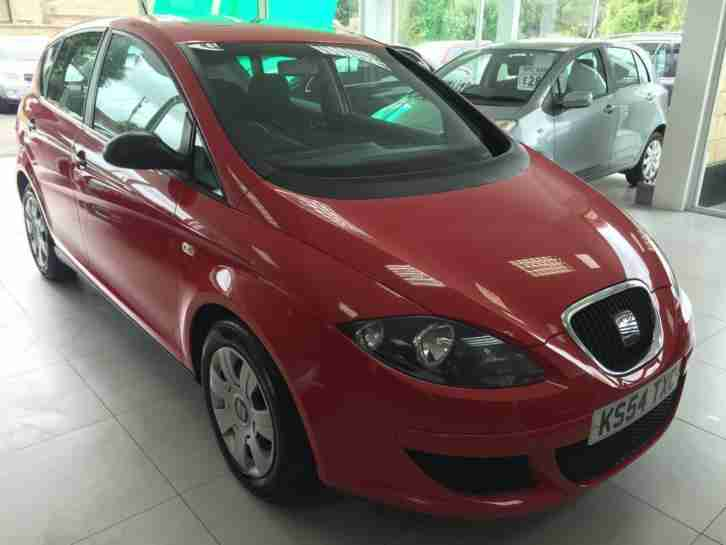 Seat Altea. Seat car from United Kingdom