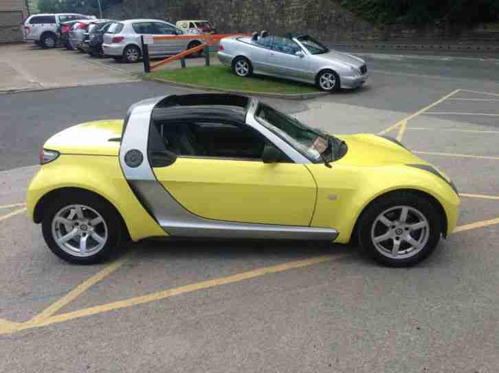 smart 2004 roadster 0 7 convertible car for sale. Black Bedroom Furniture Sets. Home Design Ideas