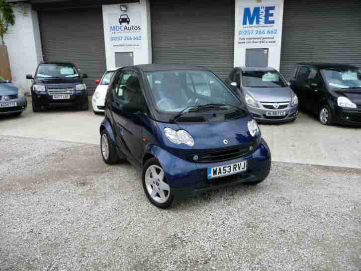 Smart 0.7. Smart car from United Kingdom