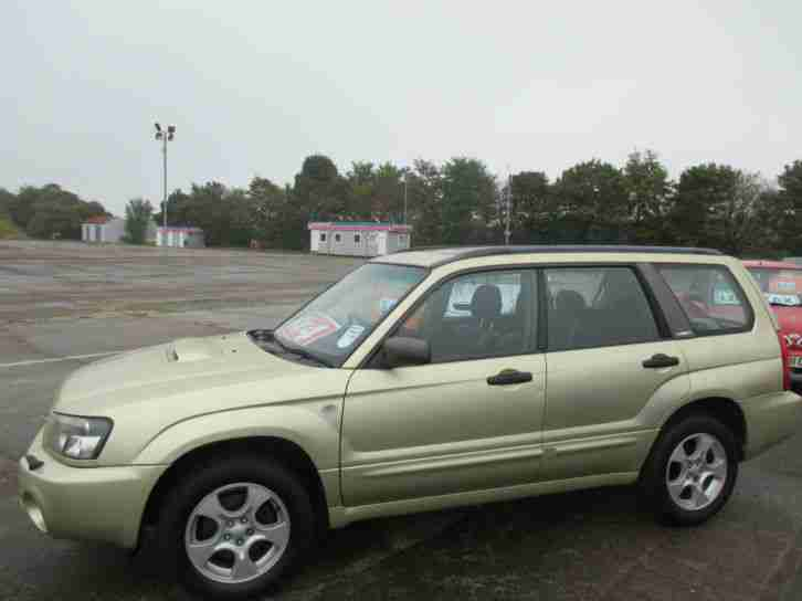 subaru 2004 forester 2 0 xt turbo car for sale. Black Bedroom Furniture Sets. Home Design Ideas