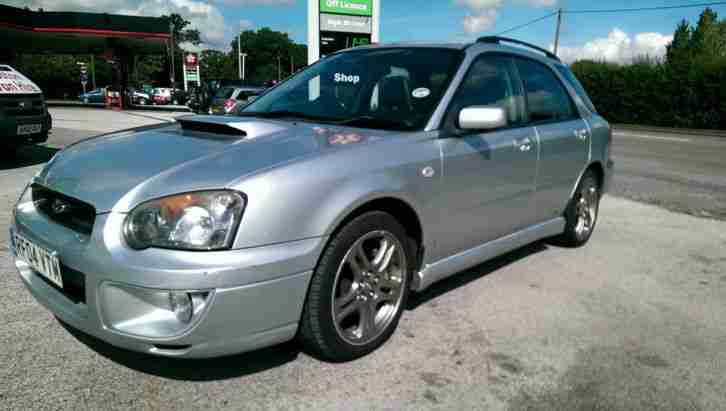 subaru 2004 impreza 2 0 with wrx full history car for sale. Black Bedroom Furniture Sets. Home Design Ideas