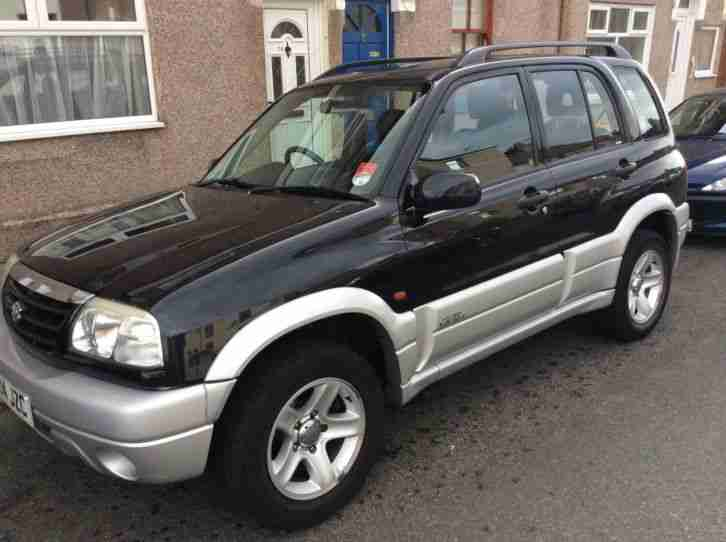 2004 Suzuki Grand Vitara Petrol 2.0 - Spares or Repair