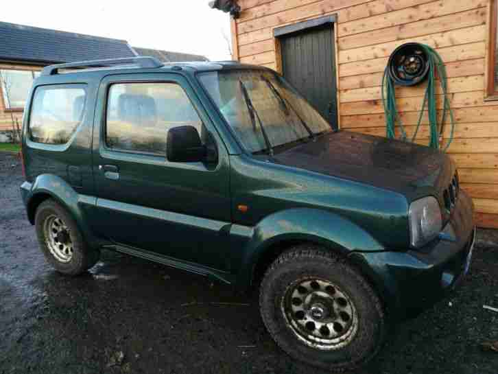 suzuki 2004 jimny 1 3 jlx 3dr car for sale. Black Bedroom Furniture Sets. Home Design Ideas