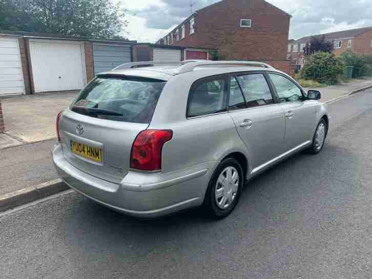 2004 Toyota Avensis Estate, Diesel, long MOT, drives good!
