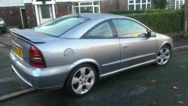 2004 VAUXHALL ASTRA 16V BERTONE SILVER IMMACULATE CONDITION VERY NICE HPI CLEAR