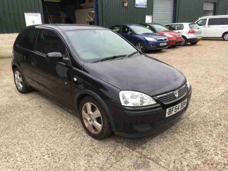 2004 VAUXHALL CORSA 1.2 ENERGY TWINPORT AUTO SPARES OR REPAIR NON RUNNER