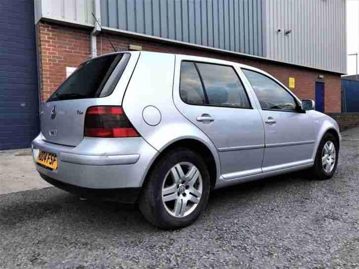 volkswagen 2004 golf 1 9 gt tdi 130 bhp low mileage one of the last. Black Bedroom Furniture Sets. Home Design Ideas