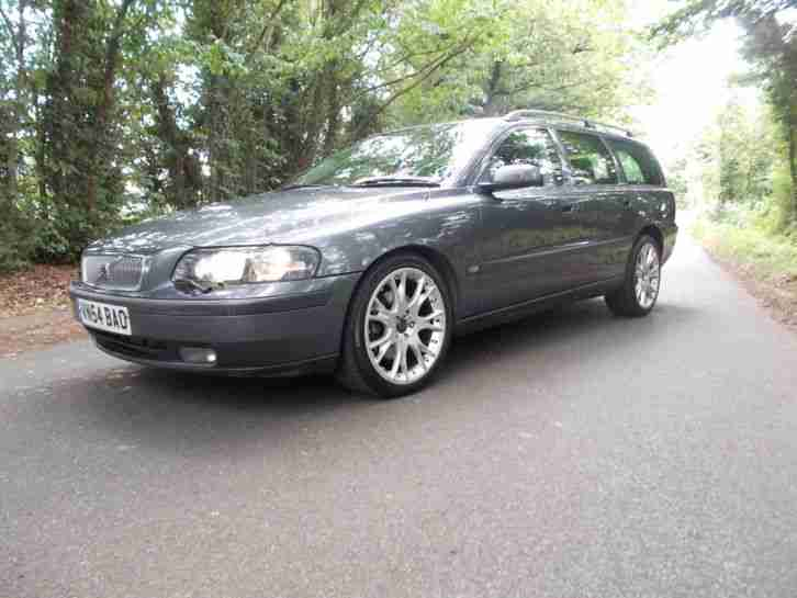 2004 2.3 T5 SE GEARTRONIC ESTATE GREY