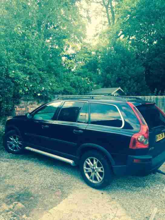 2004 VOLVO XC90 D5 EXECUTIVE AWD NON RUNNER SPARES OR REPAIR