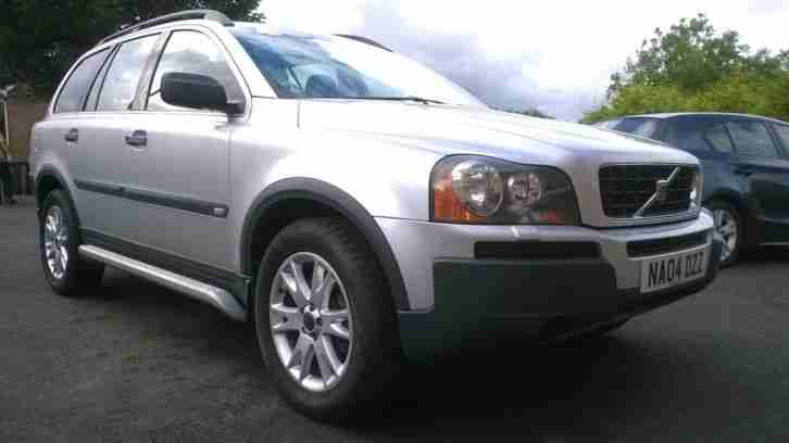 volvo 2004 xc90 d5 se awd auto car for sale. Black Bedroom Furniture Sets. Home Design Ideas