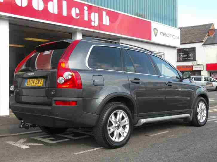 2004 VOLVO XC90 D5 SE AWD,SEMI AUTO,2.4 DIESEL,7 SEATS,ESTATE