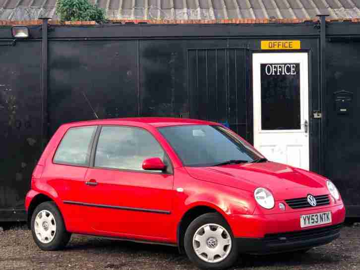2004 VW LUPO 1.0L + IDEAL FIRST