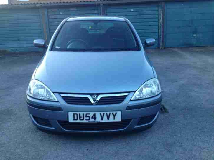 2004 Vauxhall Corsa 1.3CDTi 16v ( a/c ) Energy * FULL 12 MONTHS M.O.T MAY 2016 *
